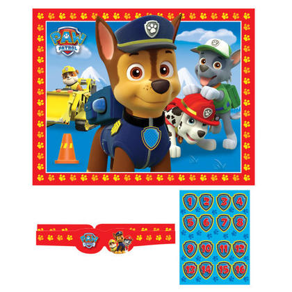 Paw Patrol 1 Party Game For Birthday Party
