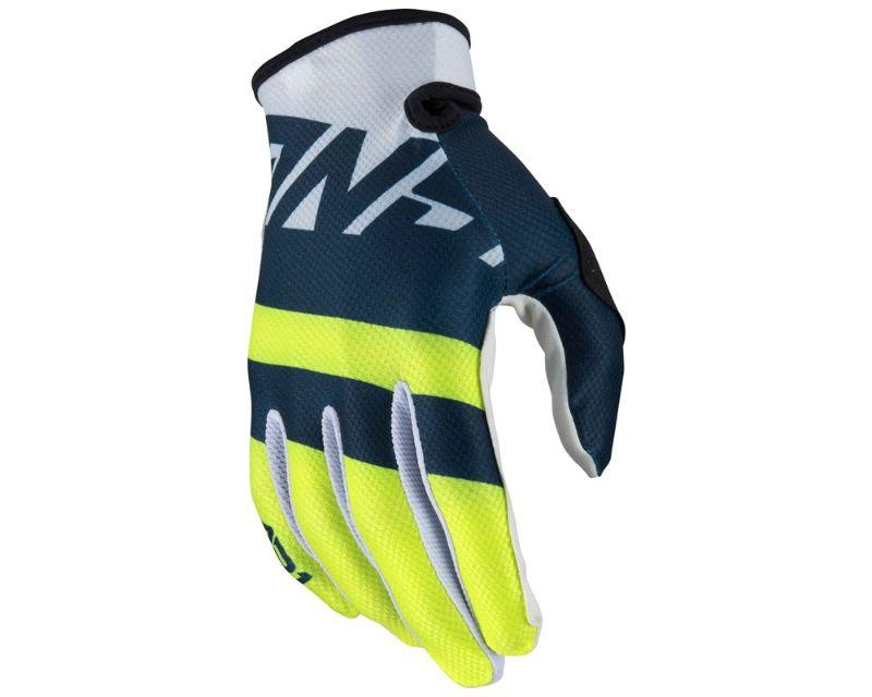 Answer 444817 AR1 Voyd Gloves Midnight Hyper Acid White XL