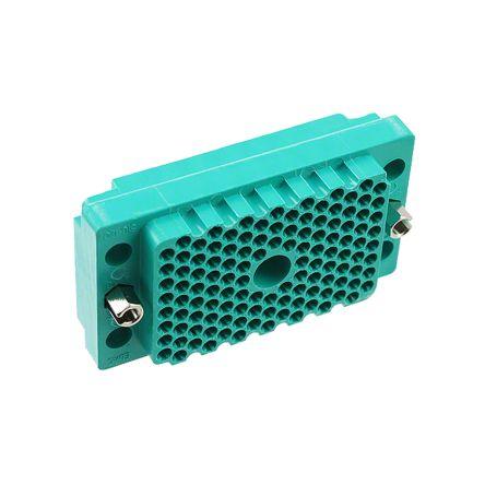 EDAC , 516 120 Way Rectangular Connector Socket, 3.81mm Pitch