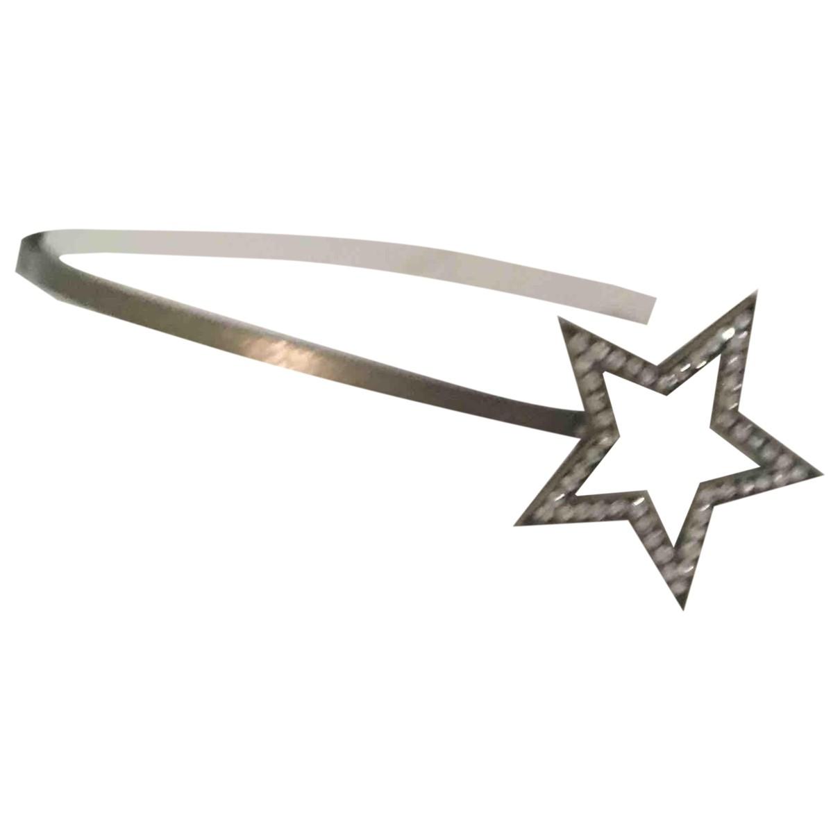 Non Signe / Unsigned \N Haarschmuck in Metall
