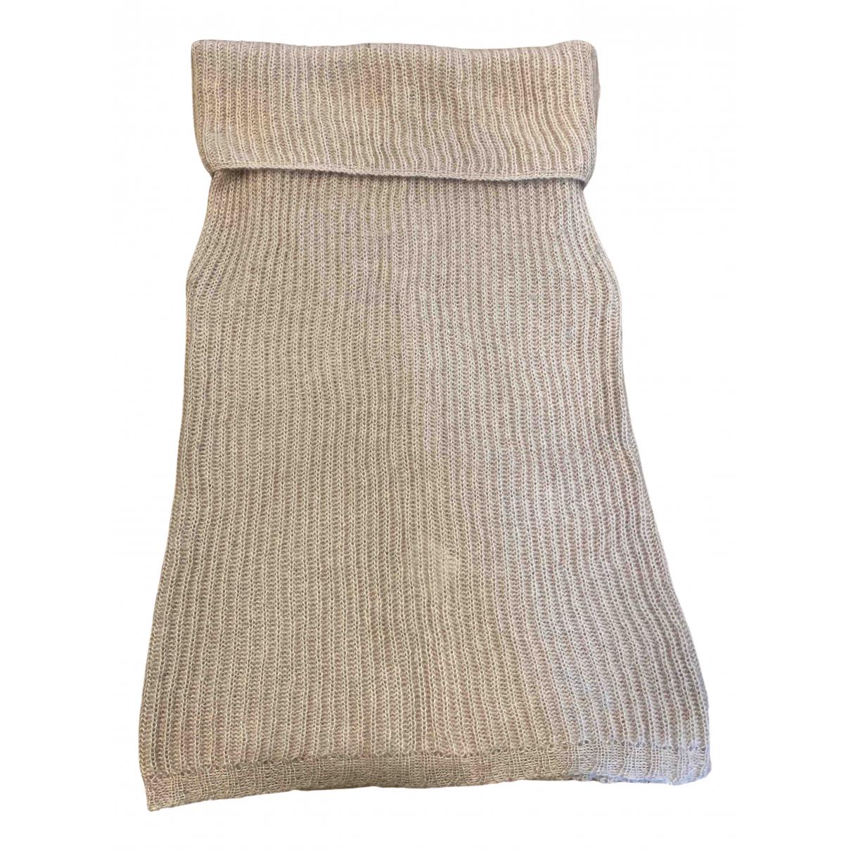 Rick Owens \N Beige Wool Knitwear for Women 40 IT