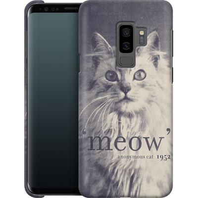 Samsung Galaxy S9 Plus Smartphone Huelle - Famous Quote Cat von Florent Bodart