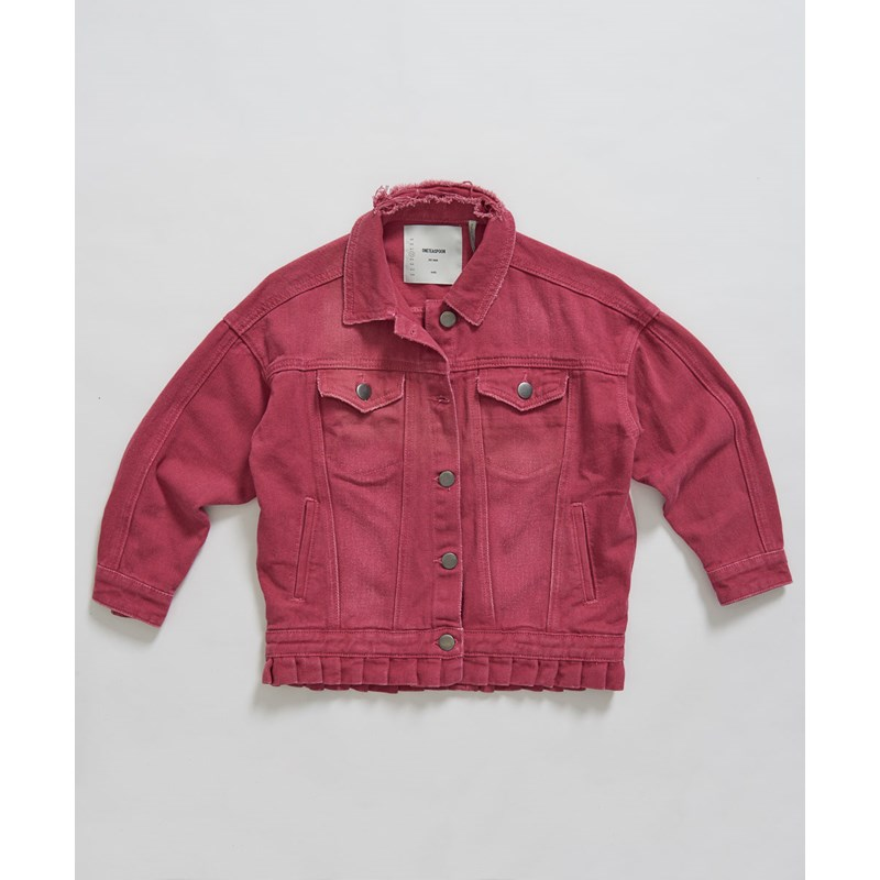 KIDS RUBY ALL STAR DENIM JACKET