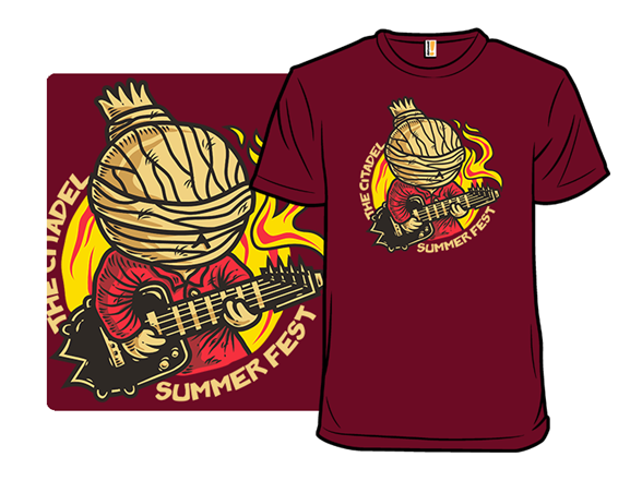 The Citadel Summer Fest T Shirt