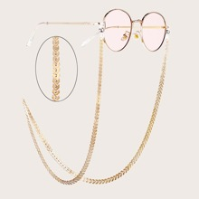 Chevron Design Glasses Chain