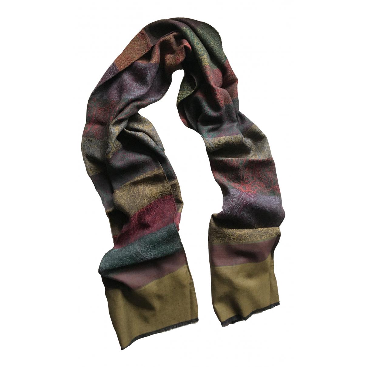 Etro \N Schal in Wolle
