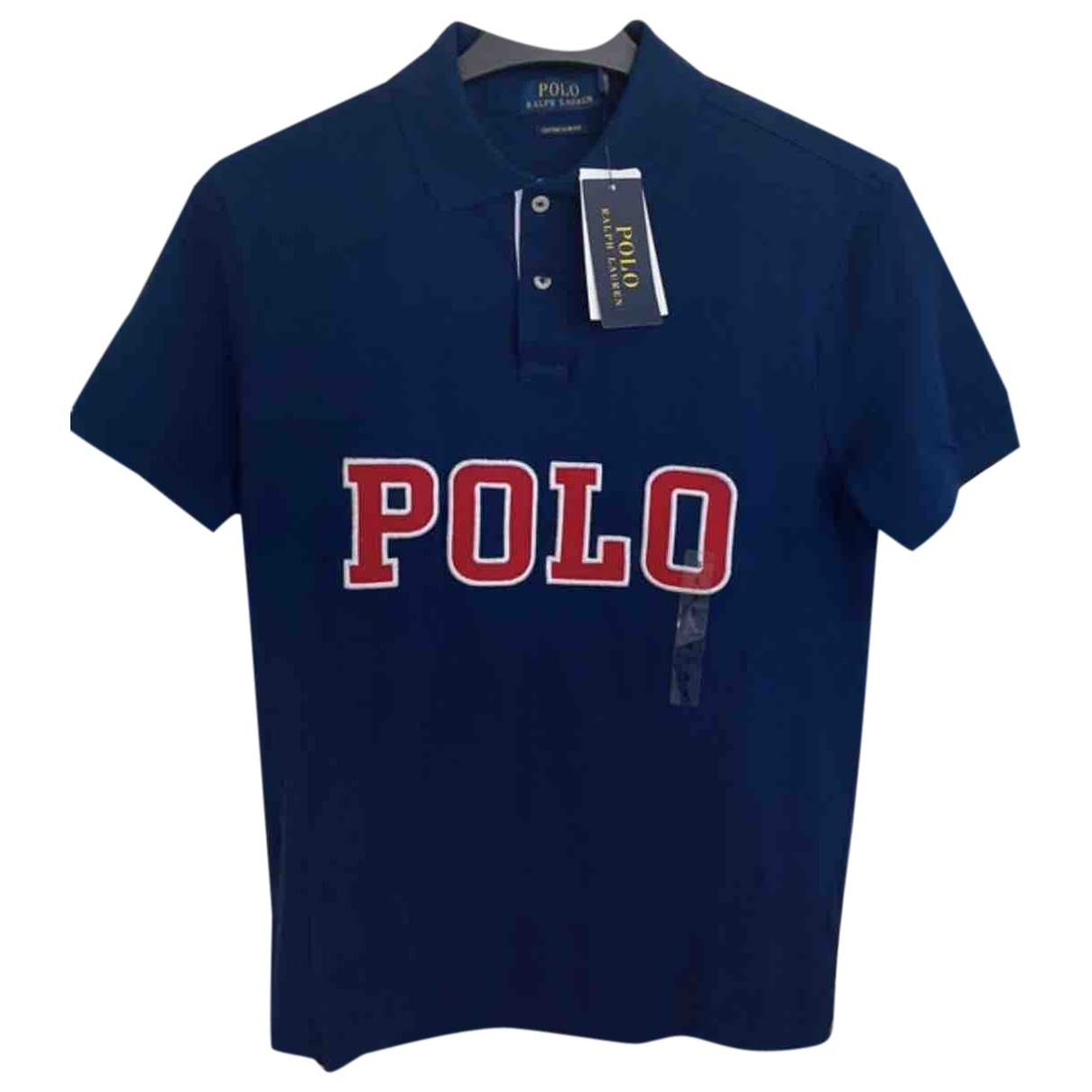 Polo Ralph Lauren \N Blue Cotton Polo shirts for Men S International