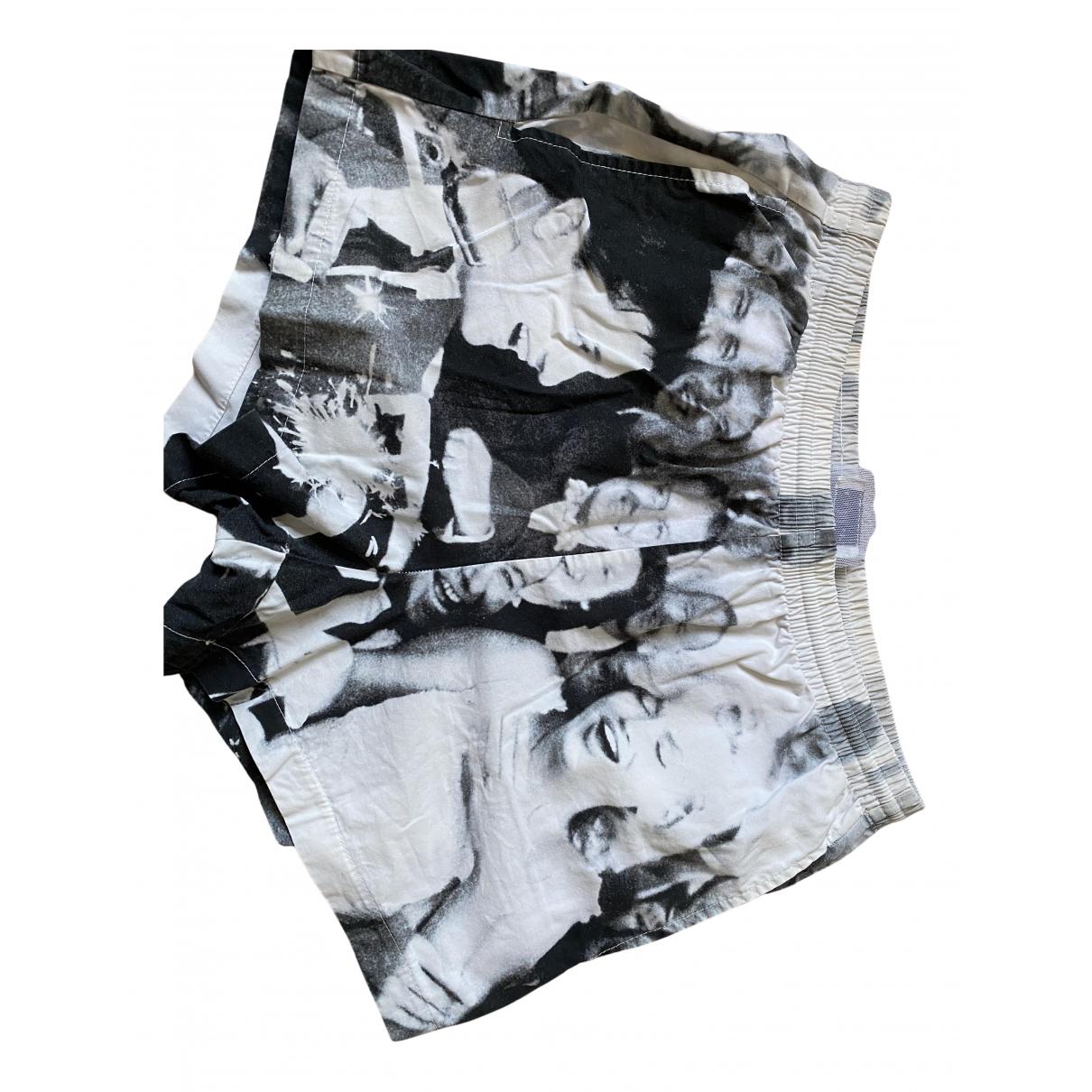 Dries Van Noten \N Badeanzug in  Weiss Synthetik