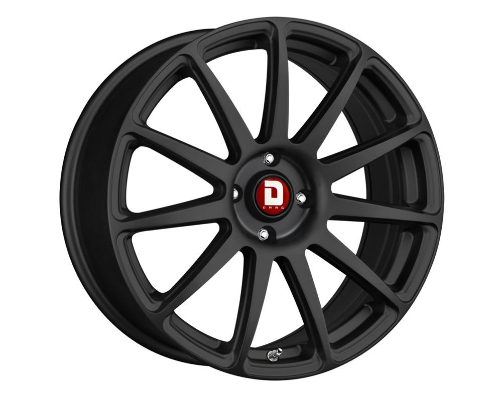 Drag DR-69 Flat Black Full Painted 19x8 5x112 32mm