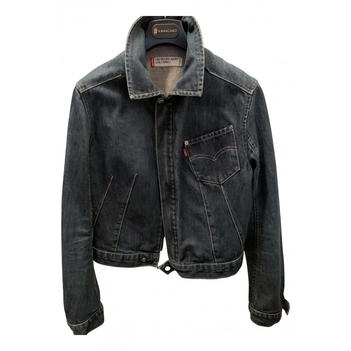 Levi's Vintage Clothing \N Denim - Jeans jacket for Women 42 IT
