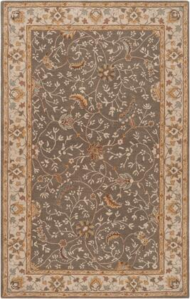 Caesar CAE-1093 5' x 8' Rectangle Traditional Rug in