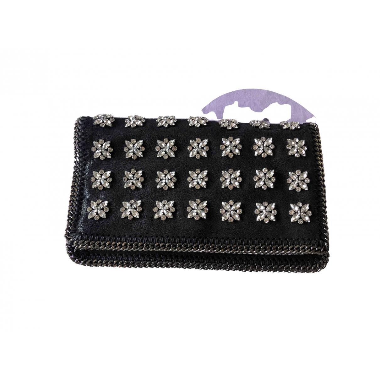 Stella Mccartney Falabella Black Clutch bag for Women \N