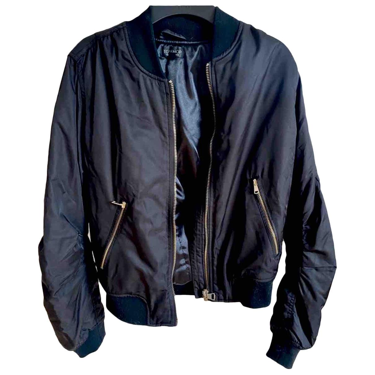 tophop \N Black jacket for Women 38 FR