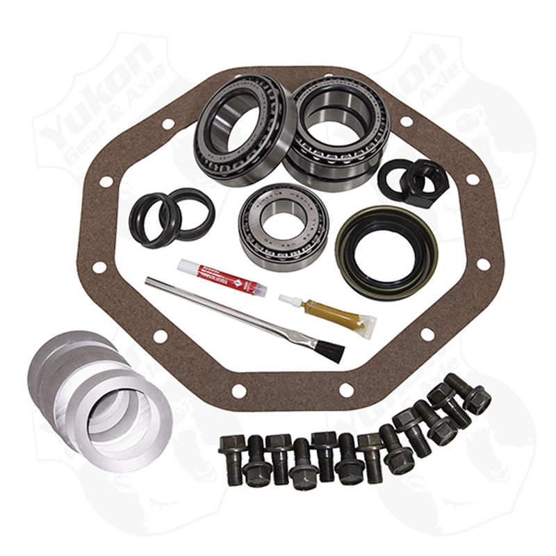 Yukon Master Overhaul Kit 01 And Up Chrysler 9.25 Inch Rear Yukon Gear & Axle YK C9.25-R-B