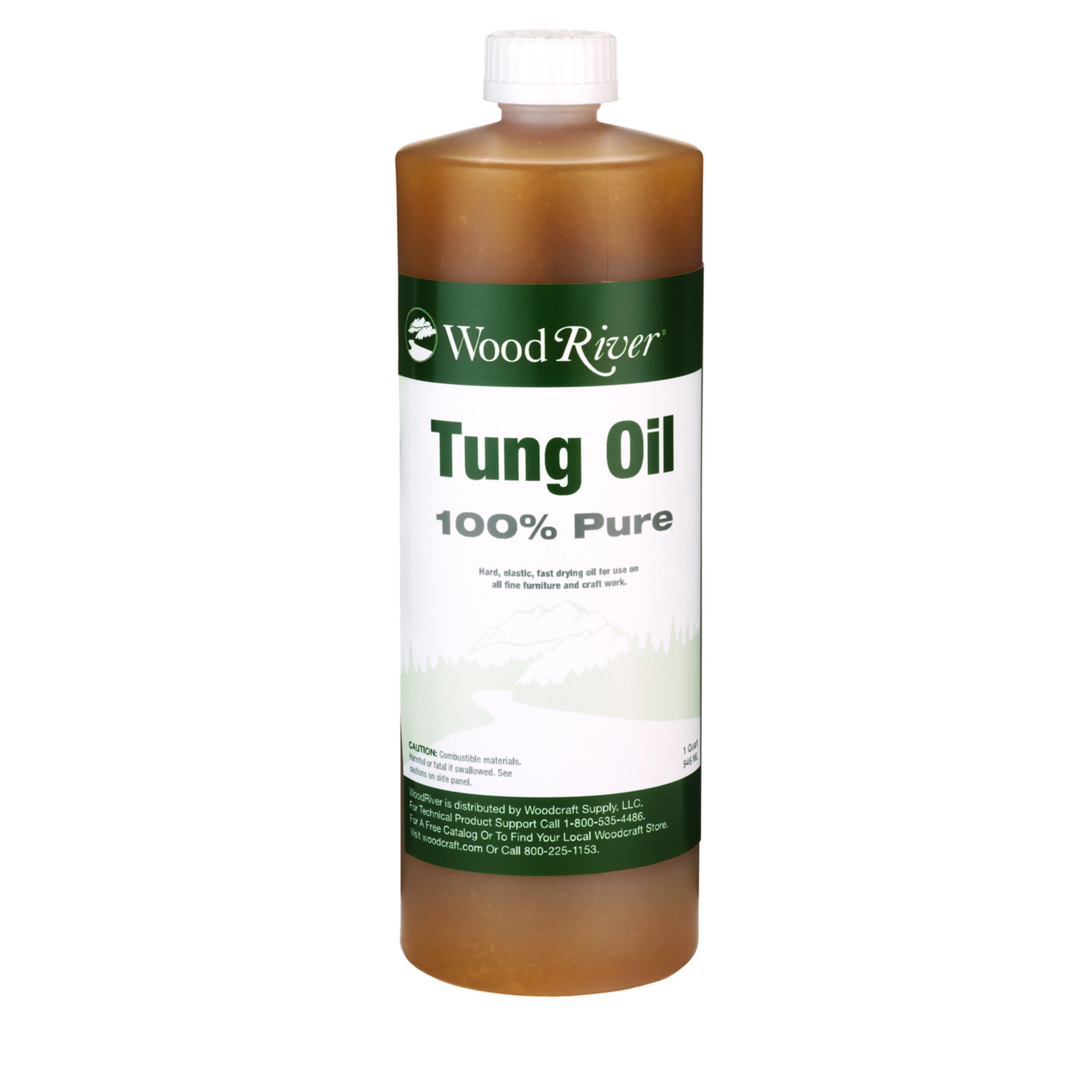 Tung Oil Natural Quart