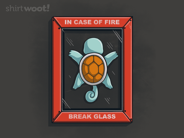 In Case Of Fire T Shirt