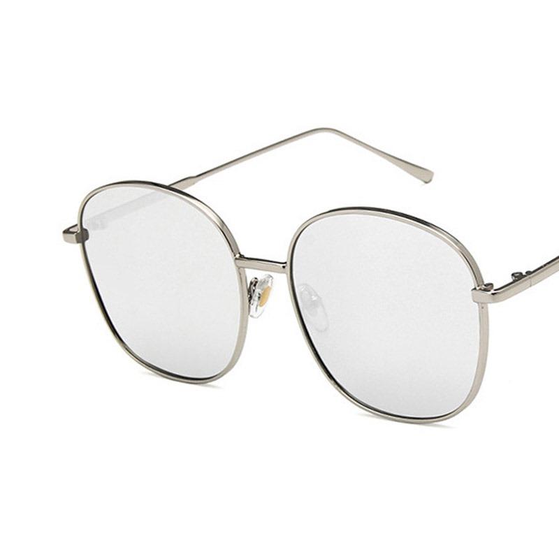 Ericdress Vintage Resin Round Charm Sunglasses