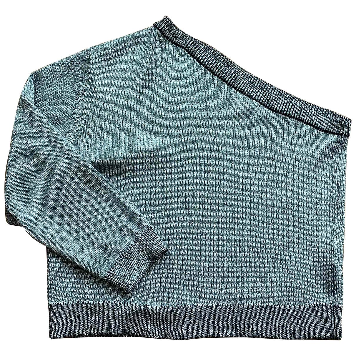 Rta \N Silver Cotton Knitwear for Women S International