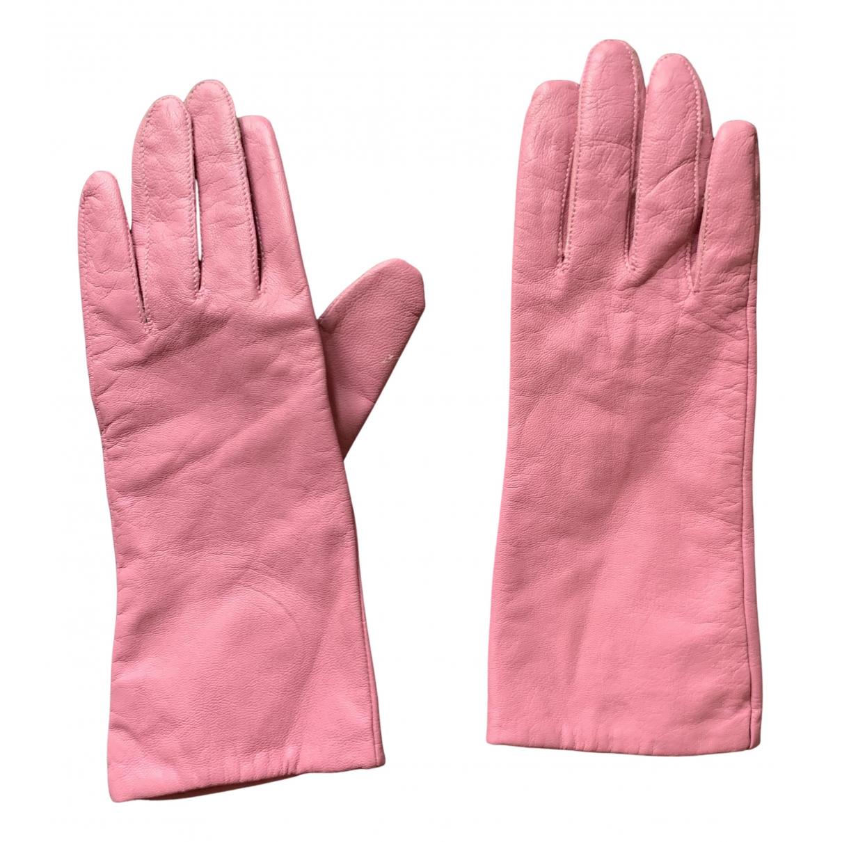 American Vintage \N Handschuhe Rosa