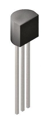 DiodesZetex Diodes Inc APT13003SZTR-G1 NPN High Voltage Bipolar Transistor, 1.5 A, 700 V, 3-Pin TO-92 (100)