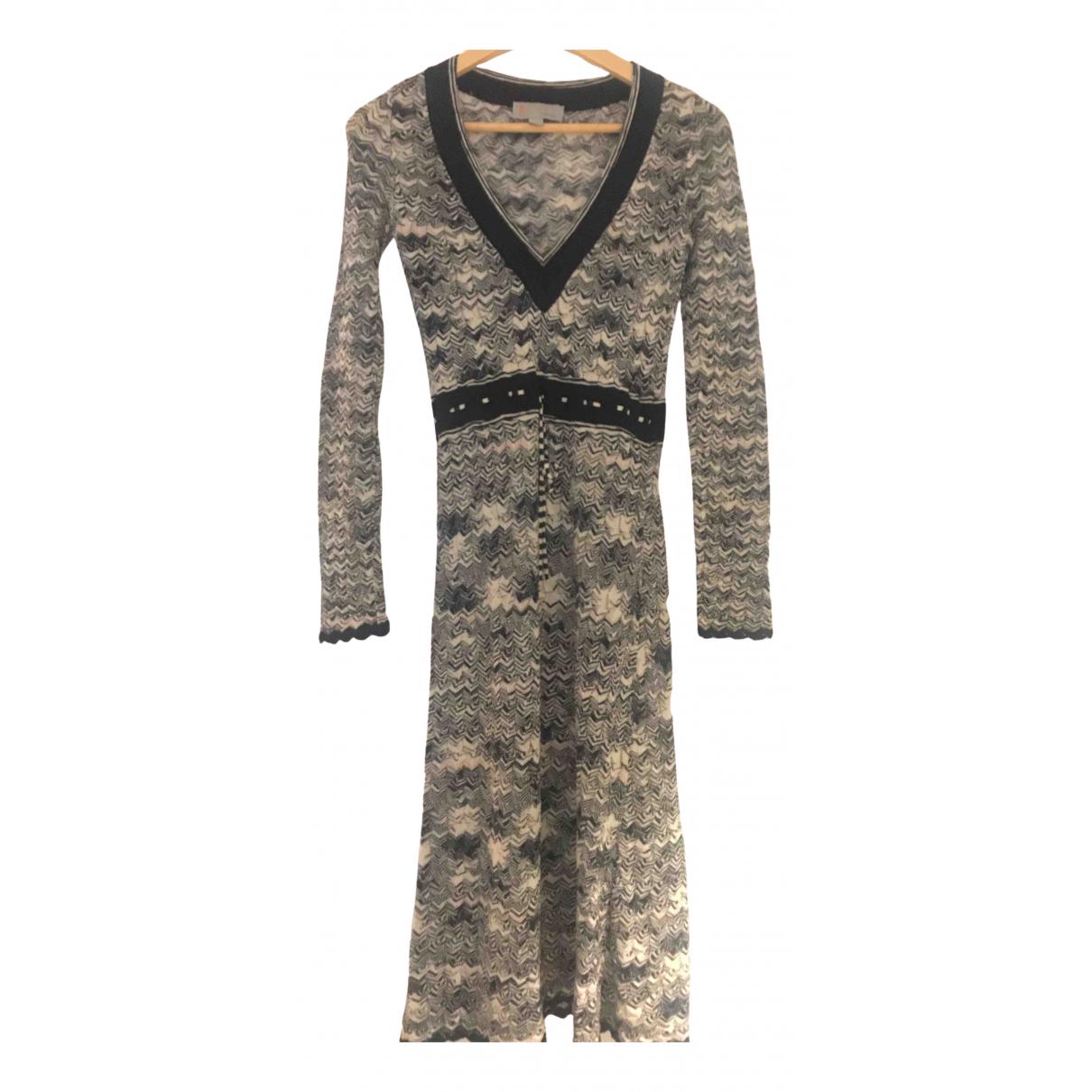 M Missoni N Multicolour Wool dress for Women 4 US