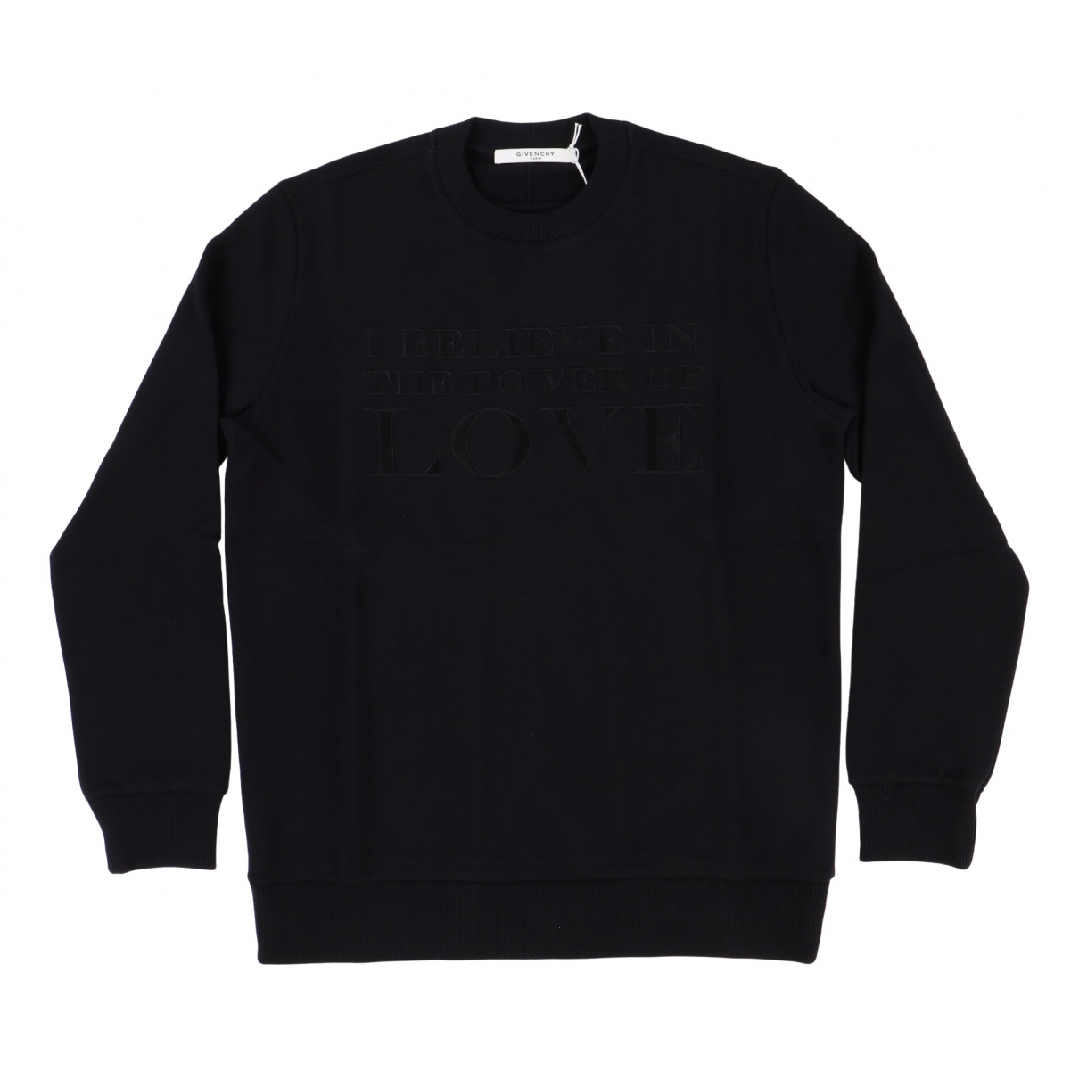 Givenchy \N Black Cotton Knitwear & Sweatshirts for Men M International