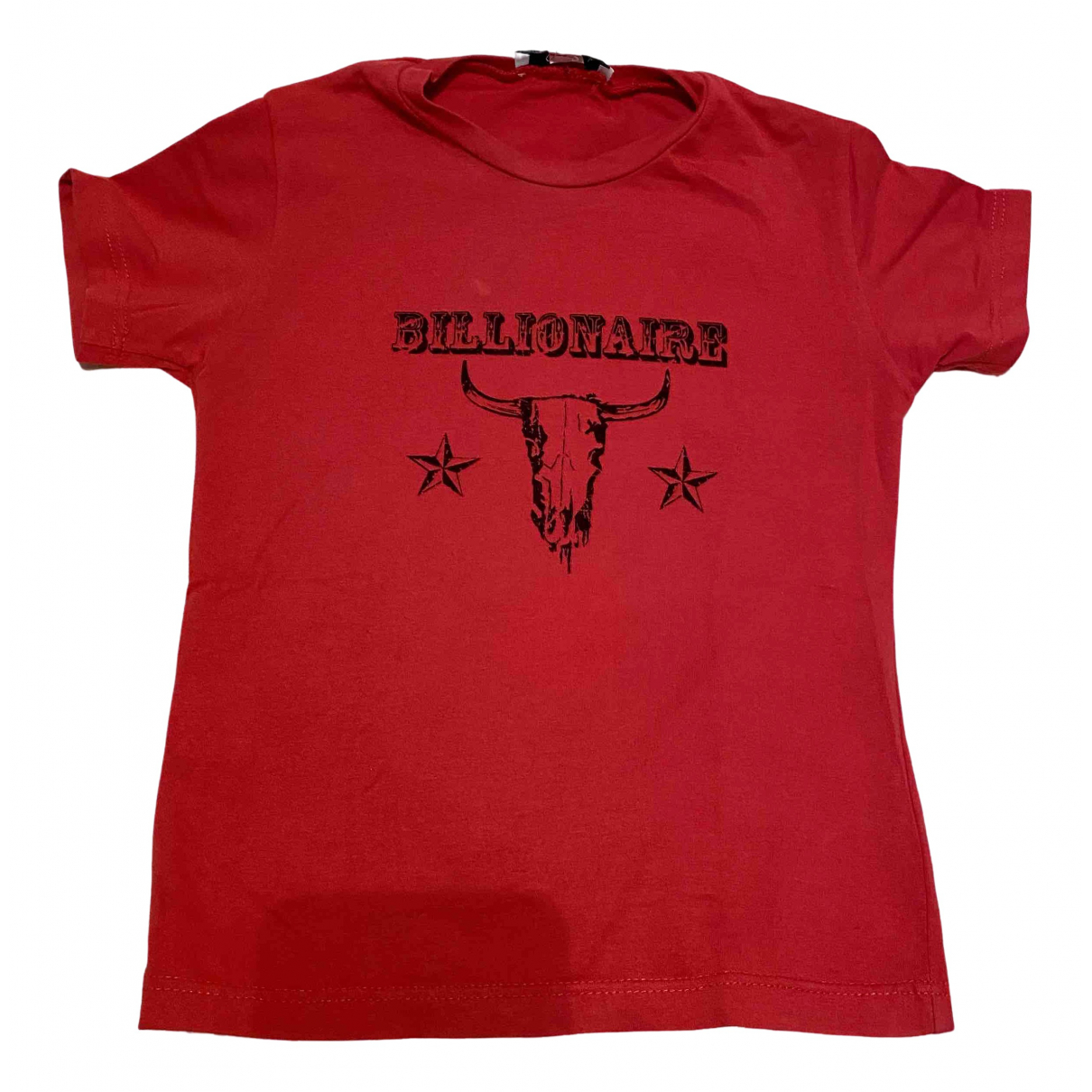Billionaire Boys Club \N Red Cotton  top for Kids 5 years - up to 108cm FR