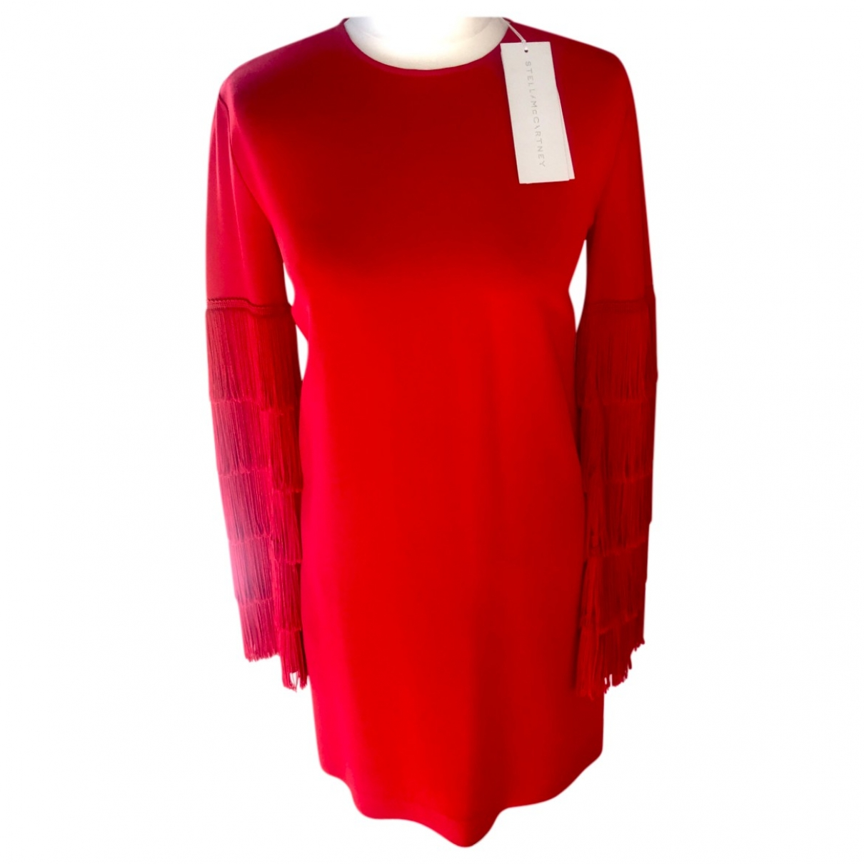 Stella Mccartney - Robe   pour femme - rouge