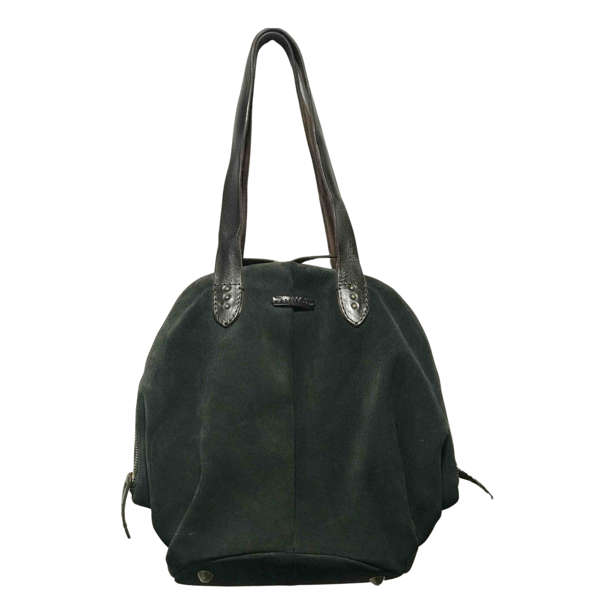 Orciani N Green Suede handbag for Women N