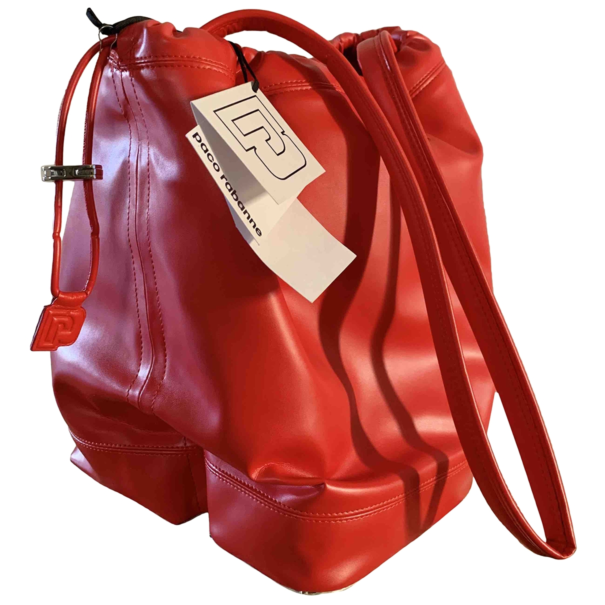 Paco Rabanne \N Red handbag for Women \N