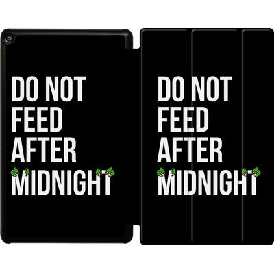 Amazon Fire HD 10 (2018) Tablet Smart Case - After Midnight von caseable Designs