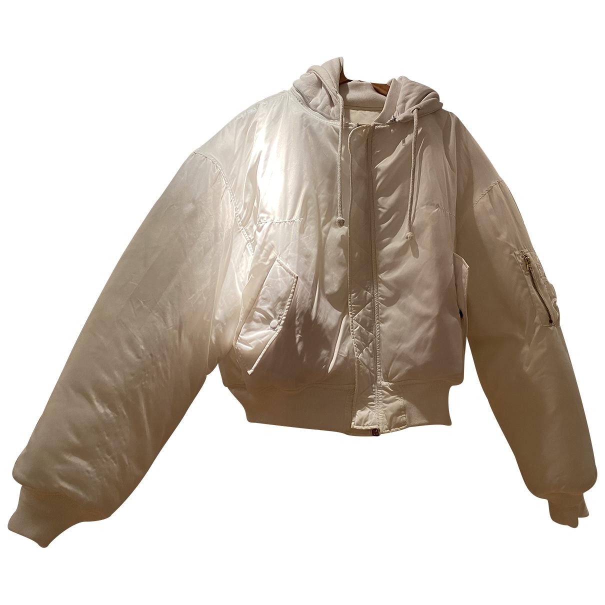Vetements \N White jacket  for Men L International
