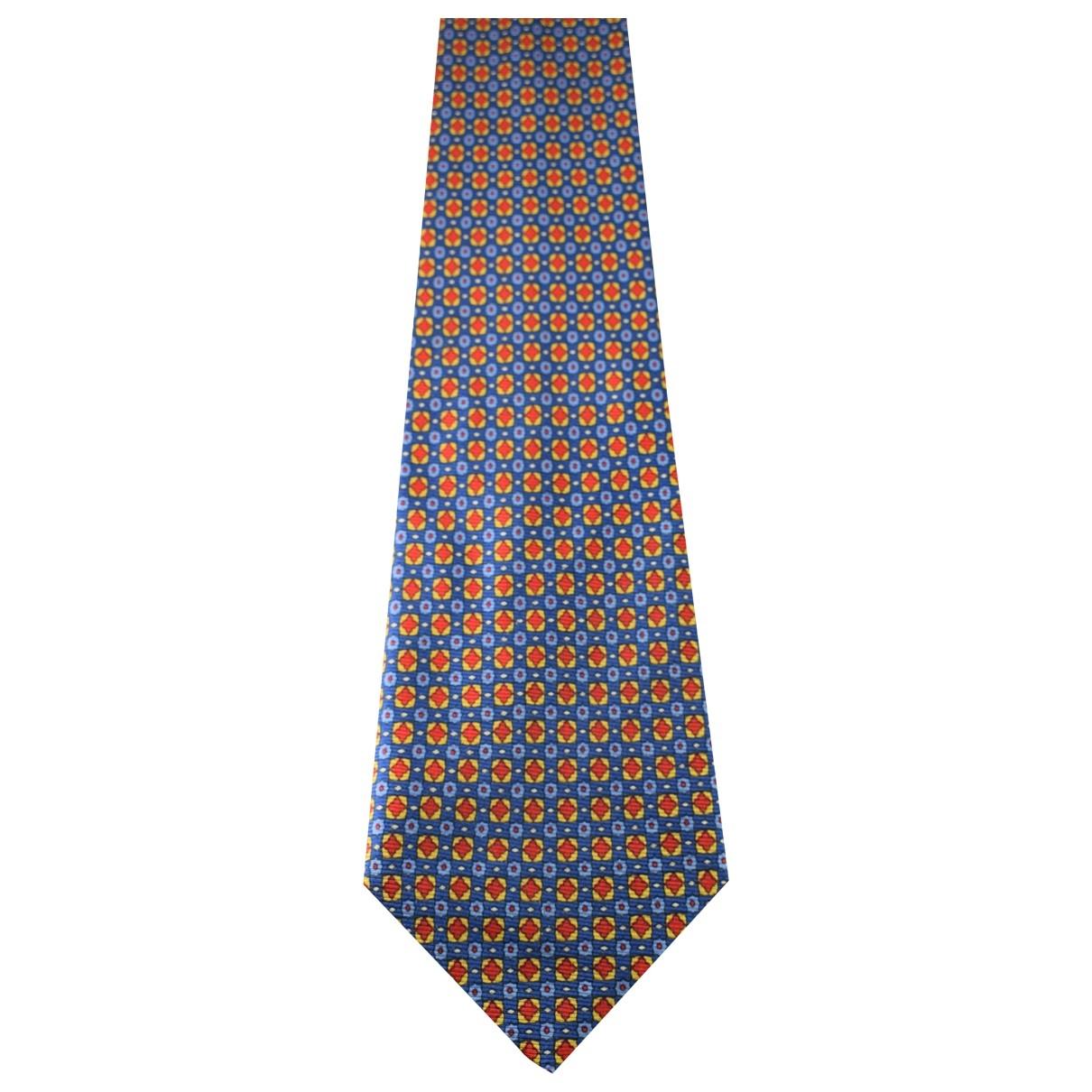 Pierre Balmain - Cravates   pour homme en soie - multicolore