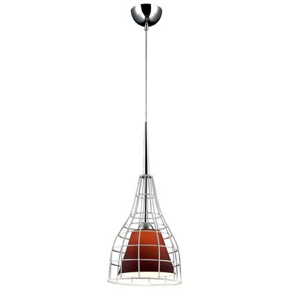 B3303 Nixon Purple Glass Lighting