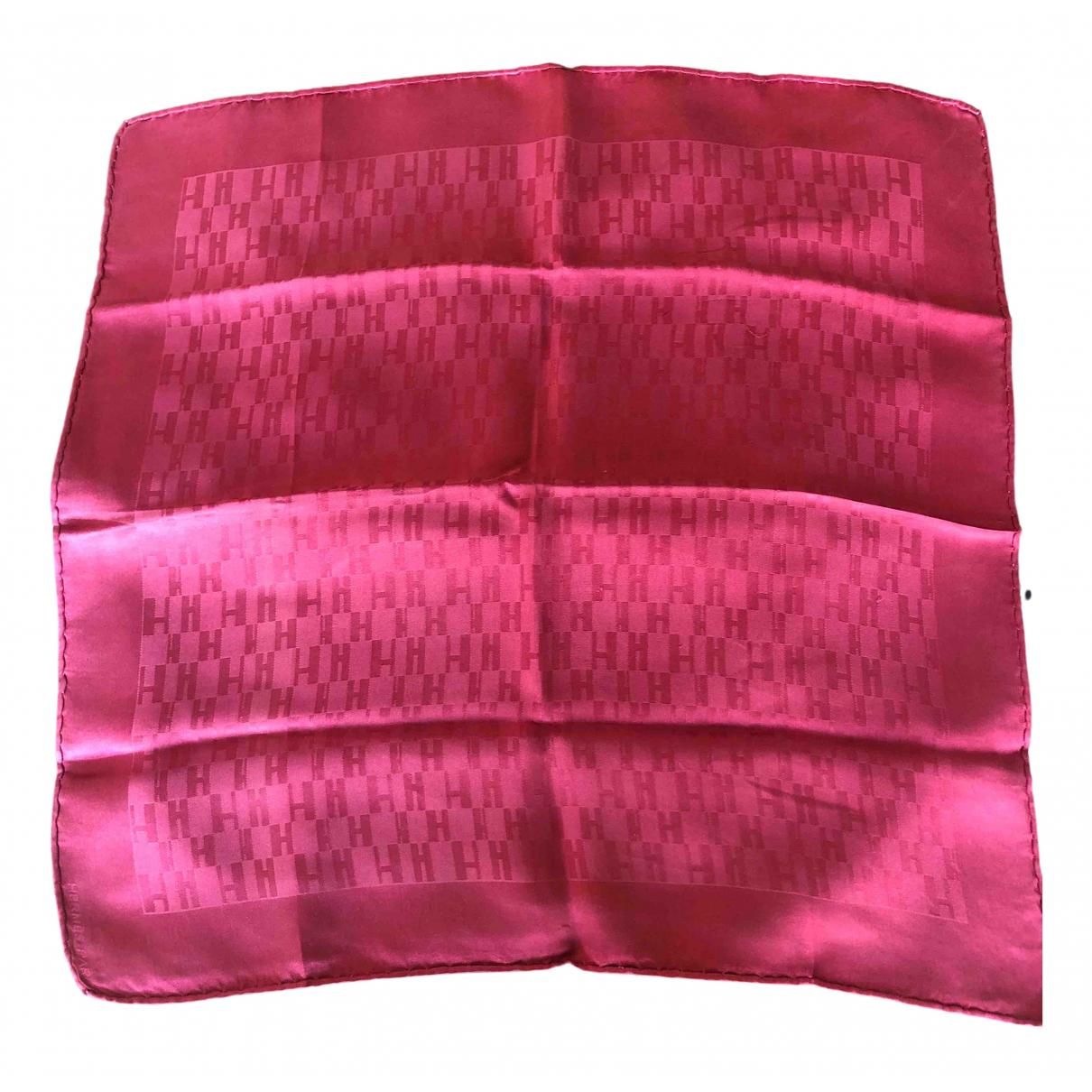Hermes Bandana 55 Schal in  Bunt Seide