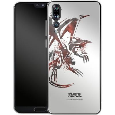 Huawei P20 Pro Silikon Handyhuelle - Red-Eyes B. Dragon von Yu-Gi-Oh!