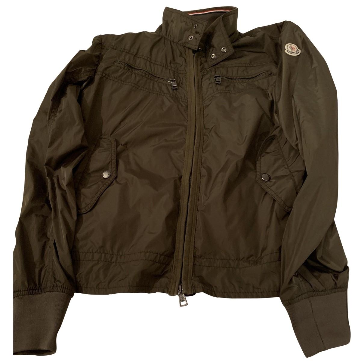 Moncler \N Green jacket  for Men 3 0 - 6