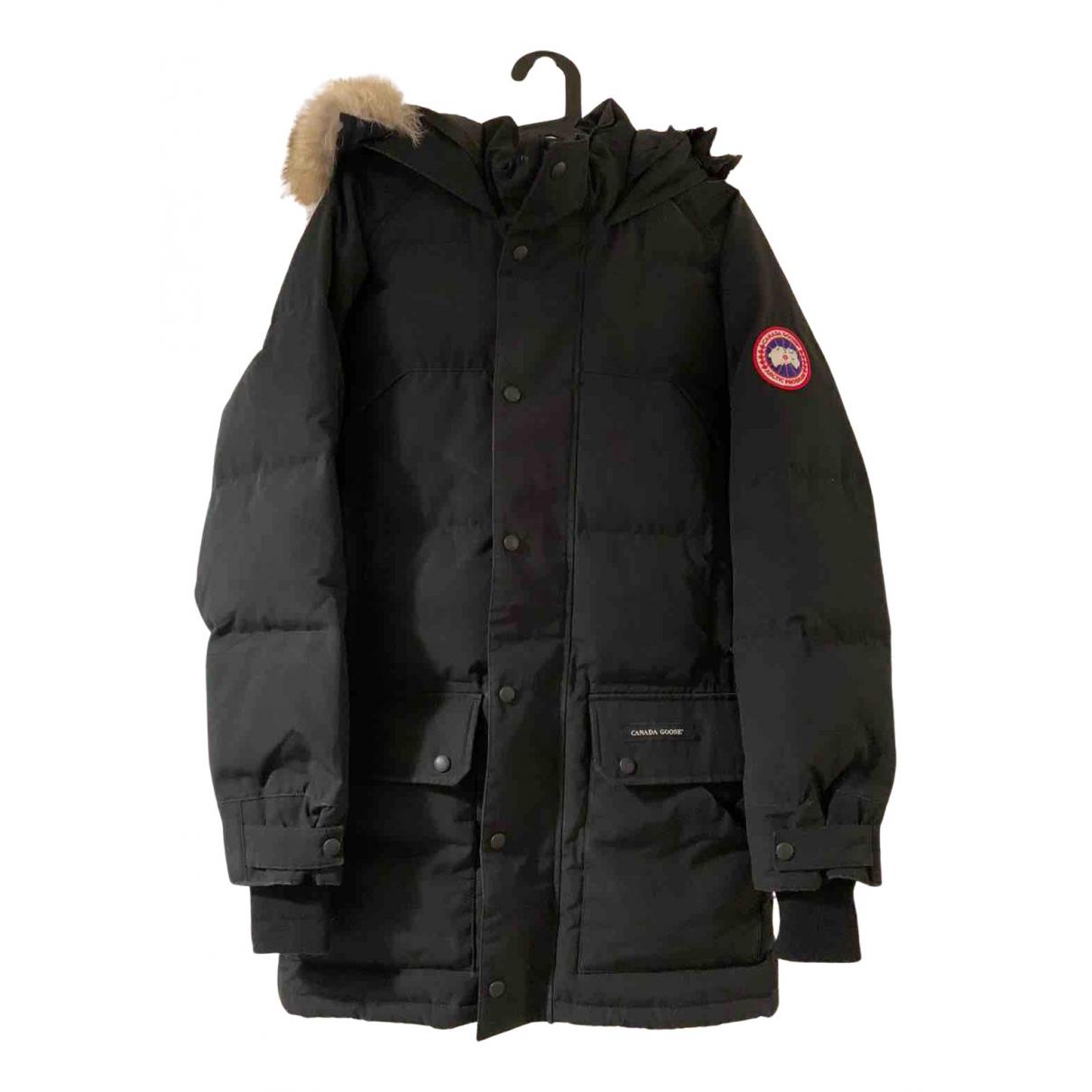 Canada Goose - Manteau   pour homme - noir