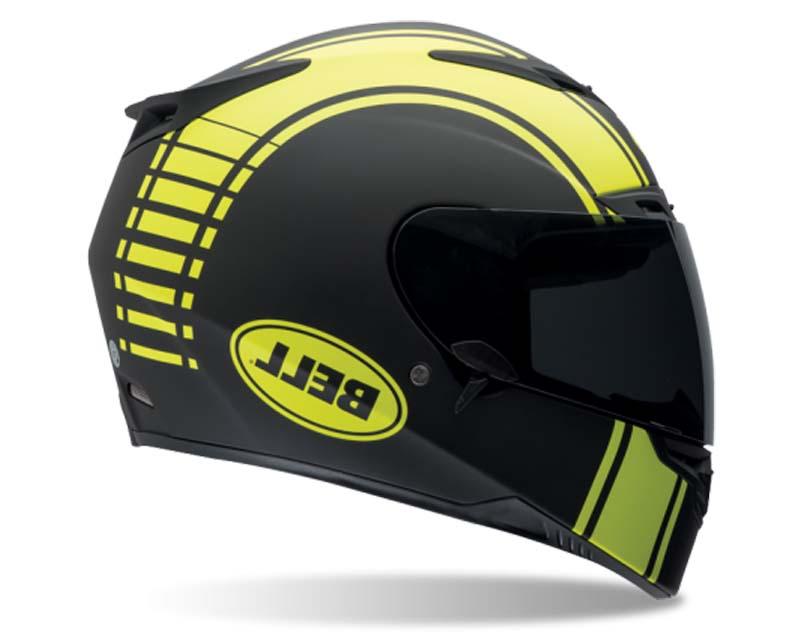 Bell Racing 7047661 RS-1 Liner Matte Black Hi-VIZ Helmet 58-59 | LG