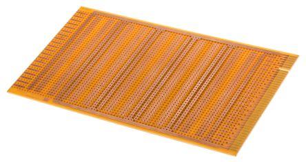 Vero Technologies 01-3943, Breadboard Prototyping Board 203 x 114 x 1.6mm