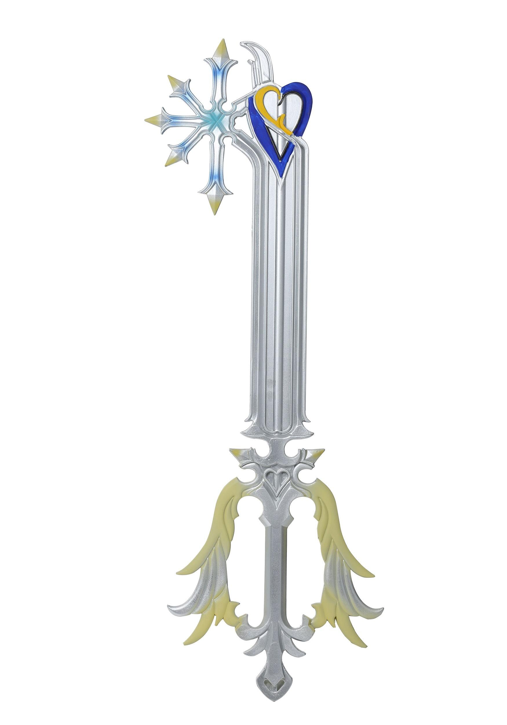 Oathkeeper Keyblade - Kingdom Hearts