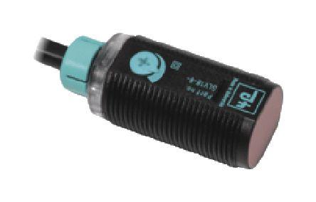 Pepperl + Fuchs GLV18 Photoelectric Sensor Background Suppression 15 → 120 mm Detection Range PNP