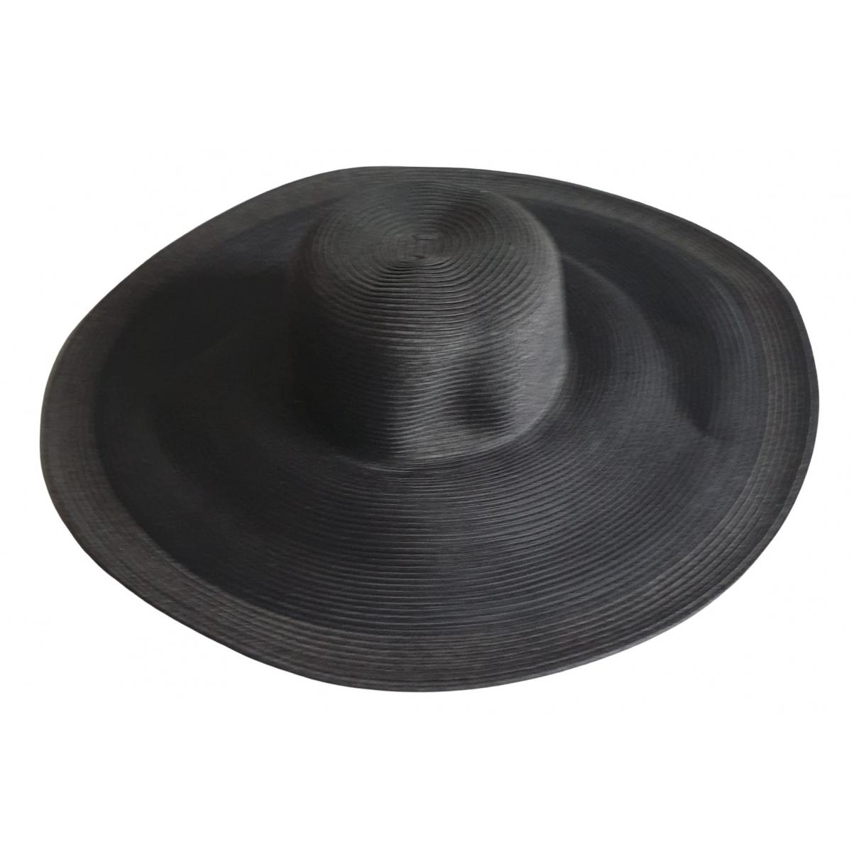 Nine West - Chapeau   pour femme - noir