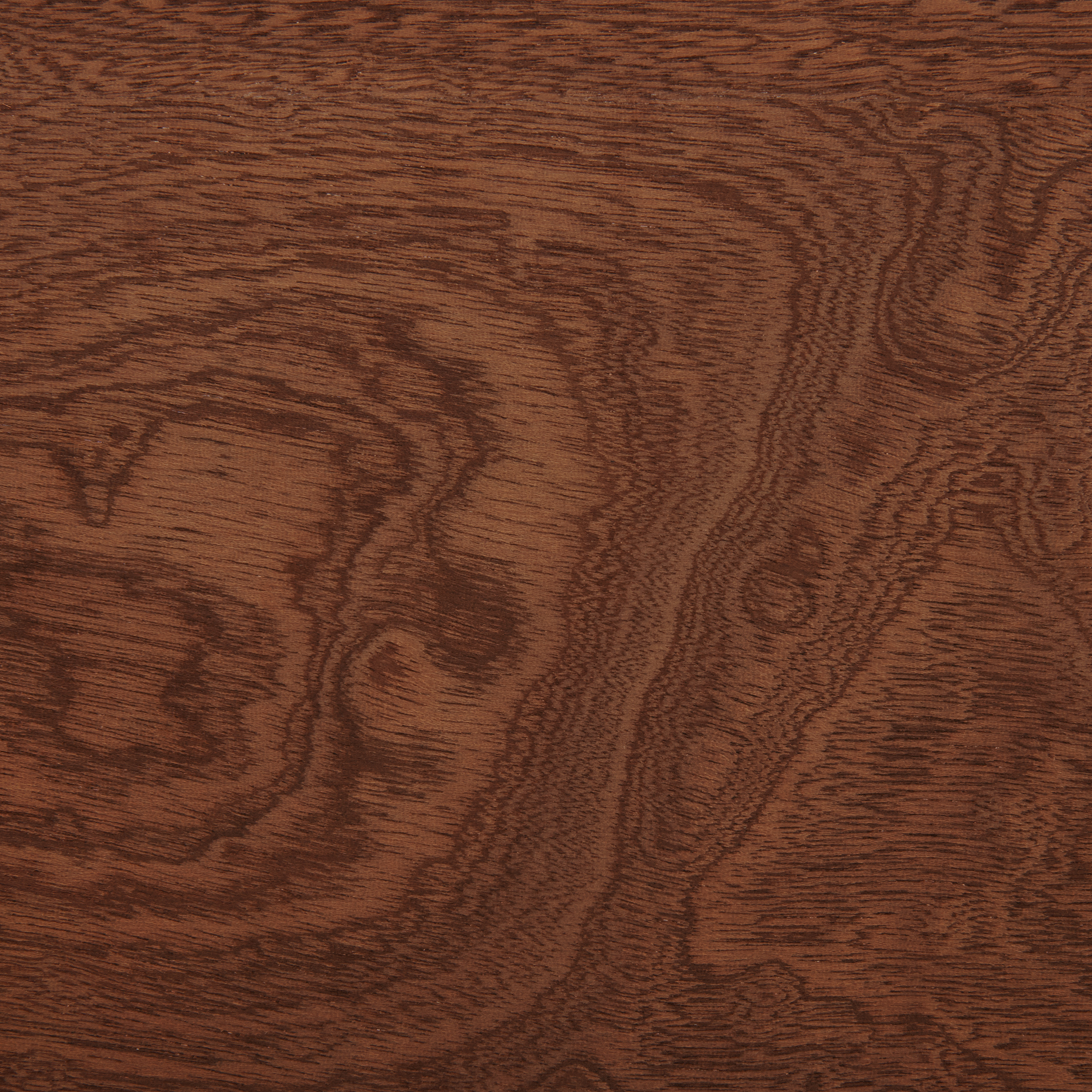 Sapele Veneer Sheet Pommele 4' x 8' 2-Ply Wood on Wood
