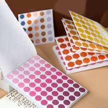 40sheets Random Geometric Pattern Sticker