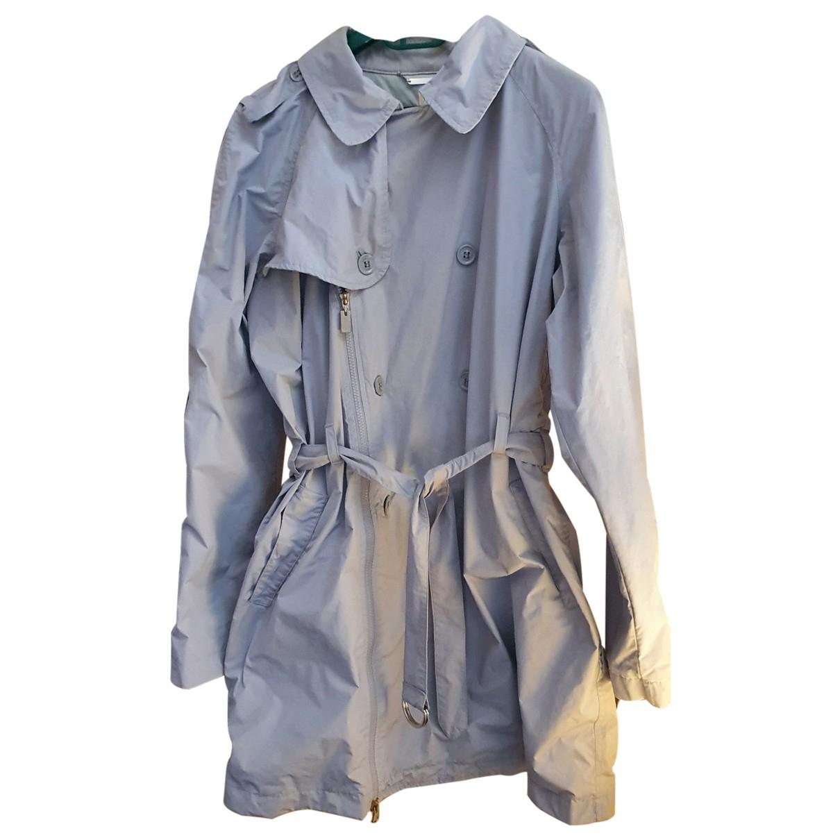 Armani Jeans \N Beige Trench coat for Women 46 IT