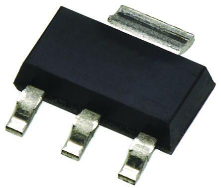 ROHM BD733L2FP3-CE2, LDO Regulator, 200mA, 3.3 V, ±2% 4-Pin, SOT-223-4F (5)