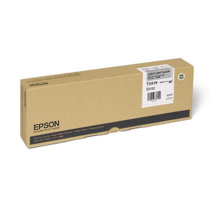 Epson T591900 Original Light Light Black UltraChrome Ink Cartridge