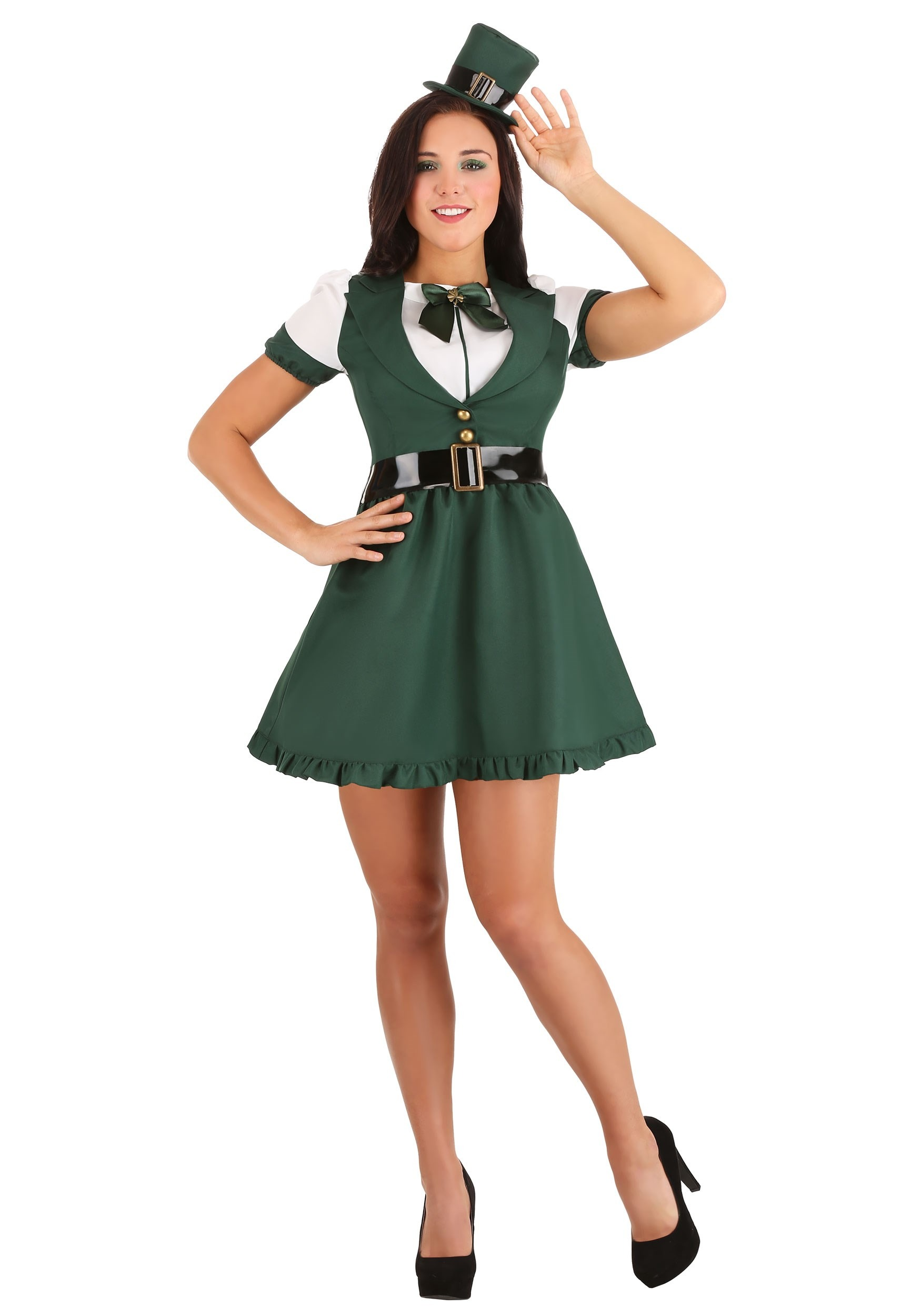 Sexy St. Patrick's Day Leprechaun Women's Costume