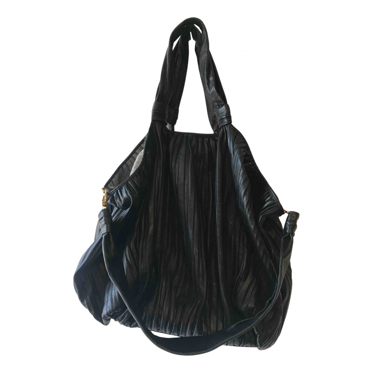 Max Mara N Black Leather handbag for Women N